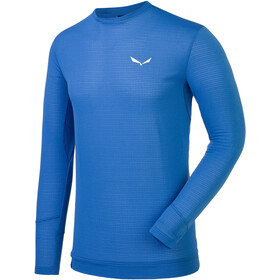 SALEWA Pedroc PTC Longsleeve T-shirt Heren, royal blue